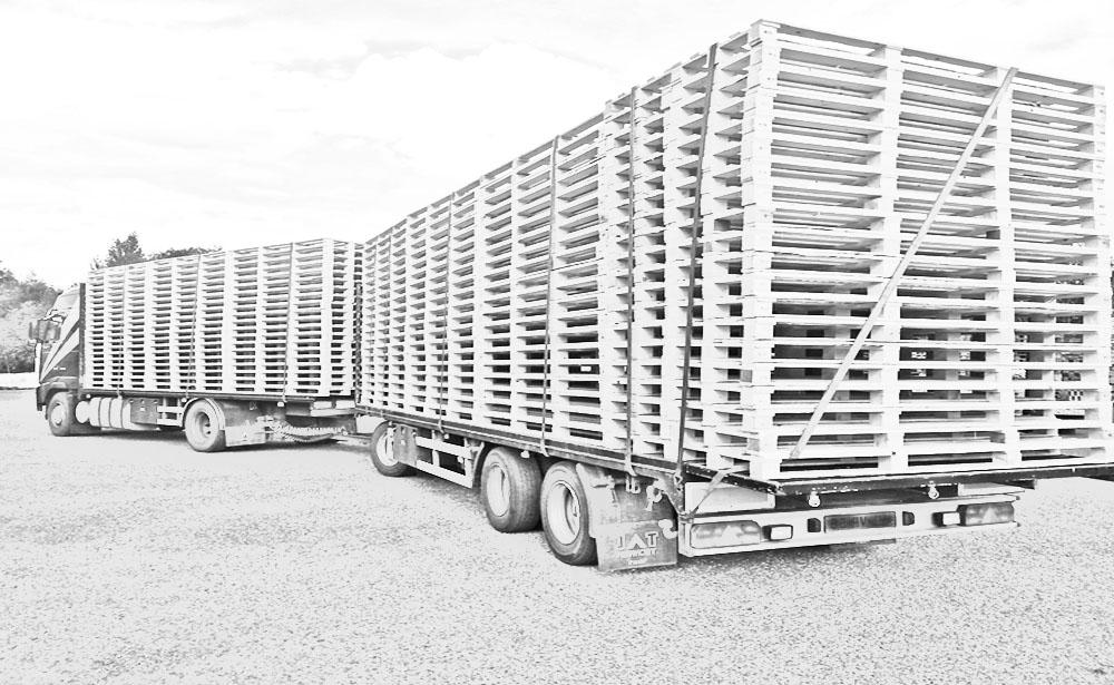 Medinių padėklų eksportas į europos šalis