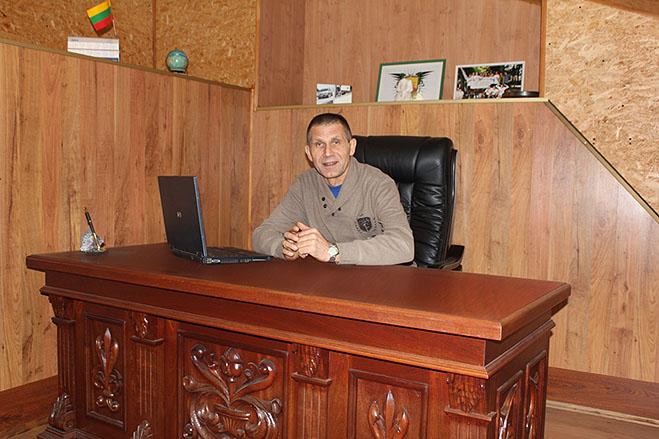 Contacts a company A.Valantinas